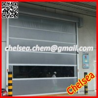 Exterior high speed pvc outside doors