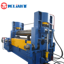 Pre-bending Upper-roller Universal Sheet Metal Cone late Rolling machine