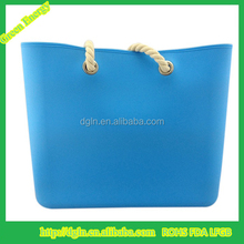 New products silicone women handbag ,ladies rubber handbags , silicone tote bag