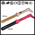 Good Price Rose gold 25mm and 32mm Titanium Professional Electritic Hair Curling Iron wand