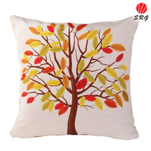 Factory Price High Quantity blank canvas pillow covers wholesale