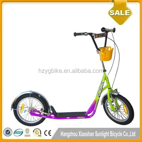 2015 Best Air Wheel Scooter Kick Scooter For Sale