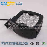 New Offroad led lighting accessories 4x4 spot lights 9600lm