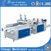 Automatic High Speed Double Channel T-shirt Bag Machine