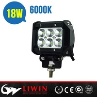 LIWN High Quality Auto 18w 4inch 50inch led light bar for sale electric bike lamp motorcycle