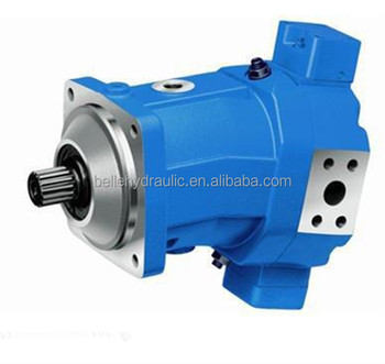Replacement parts for Rexroth A7V80 piston pump with high quality