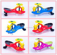 Popular Type High Quality Kid's Toy Ride On Twist Swing Car