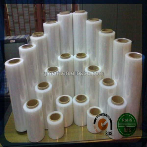 Manual Stretch Wrap Plastic Film