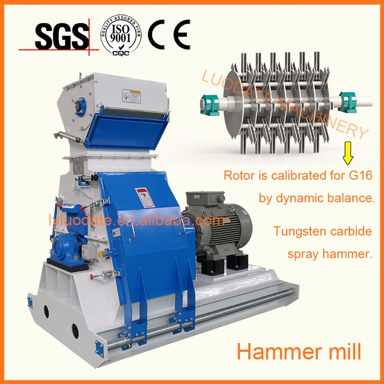 CE 23 years factory supply feed mill equipment,animal feed making machine/animal feed pellet mill