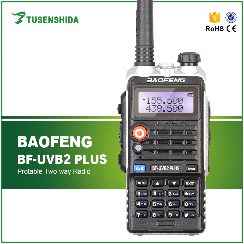 Walkie Talkie for Kids Baofeng Most Powerful Radio BF-UVB2plus on <strong>Sale</strong>
