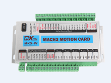 CNC MACH3/MACH4 motion control card with CE certification and Patent
