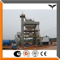 LB1500 used Asphalt mixing plant batch mixer plant for sale