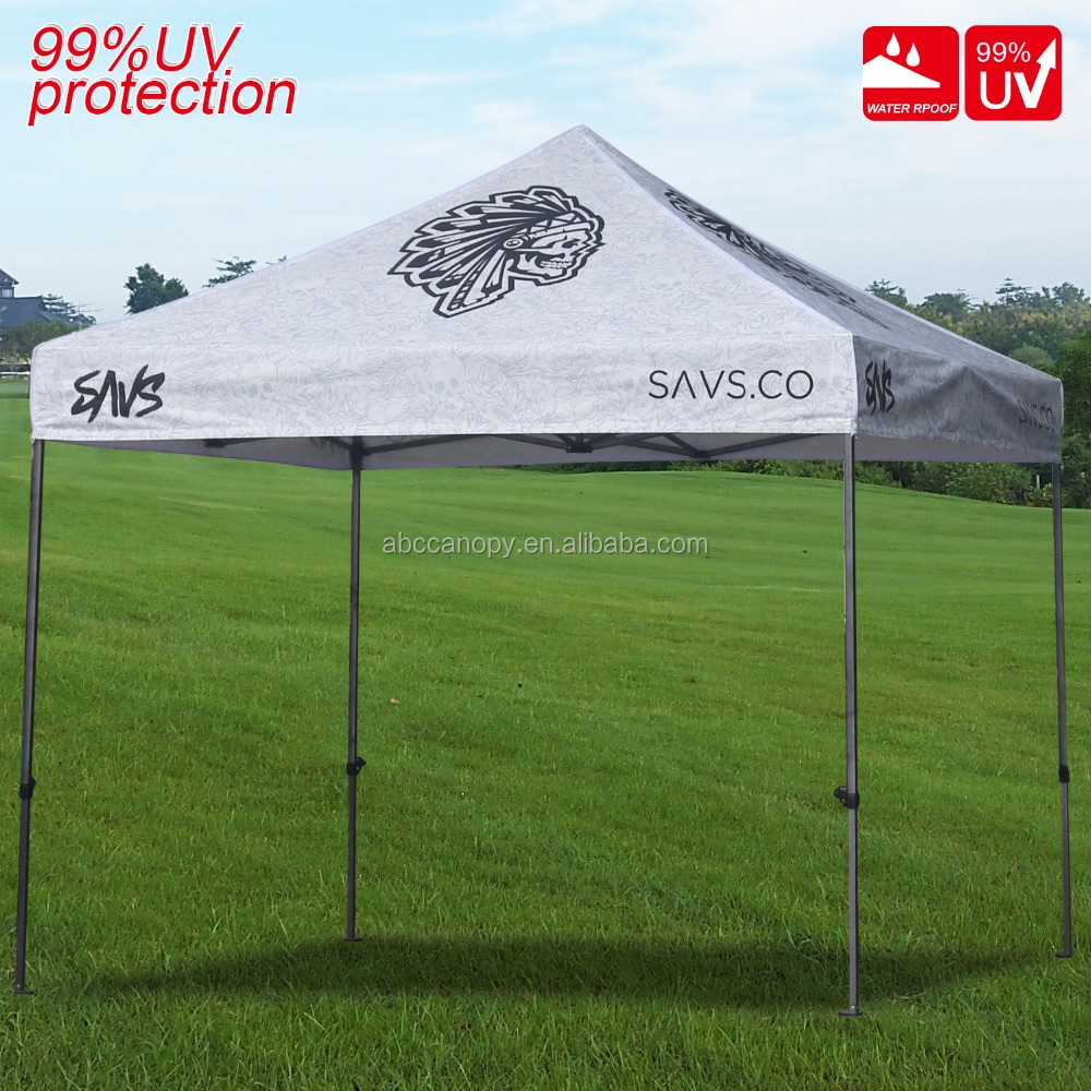 Outdoor Market Tent Folding Canopy,Customized 3x3 Aluminum Folding Tent Canopy