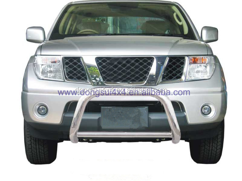 stainless steel bull bar, grille guard, front bumper guard for 2013 Nissan Navara