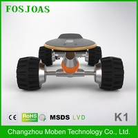 China Electric skateboard airwheel new style personal transporter 4 wheel electric mobility scooter