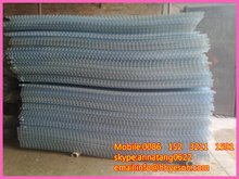 "14gauge 2"" Hot dip galvanized after welding wire mesh sheet fence"