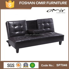 SP7046 wooden sofa furniture double size sofa carrefour furniture