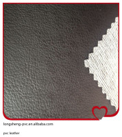 High quality Thickness 0.5-1.5mm pvc embossed leather for case and bag
