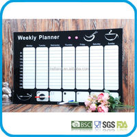 Cheap Price Wholesale School office use tempered glass writing board,glass magnetic board,Whiteboard