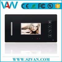 Top 3 factory!good quality interphone with camera for supermarket shelf