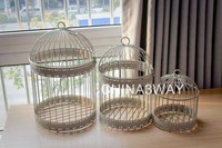 New design best price welded metal bird cages