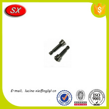 OEM high quality reasonable price fasteners groove hex bolt