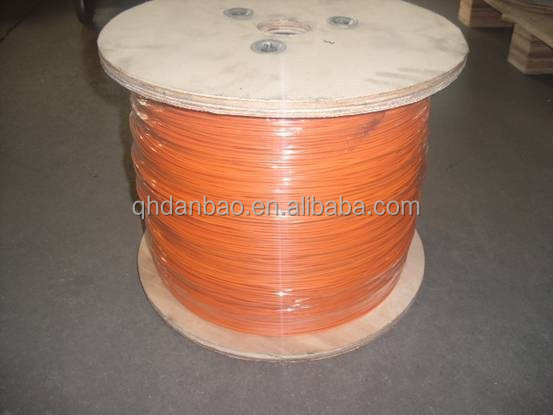 pvc coated multistranded steel wire rope
