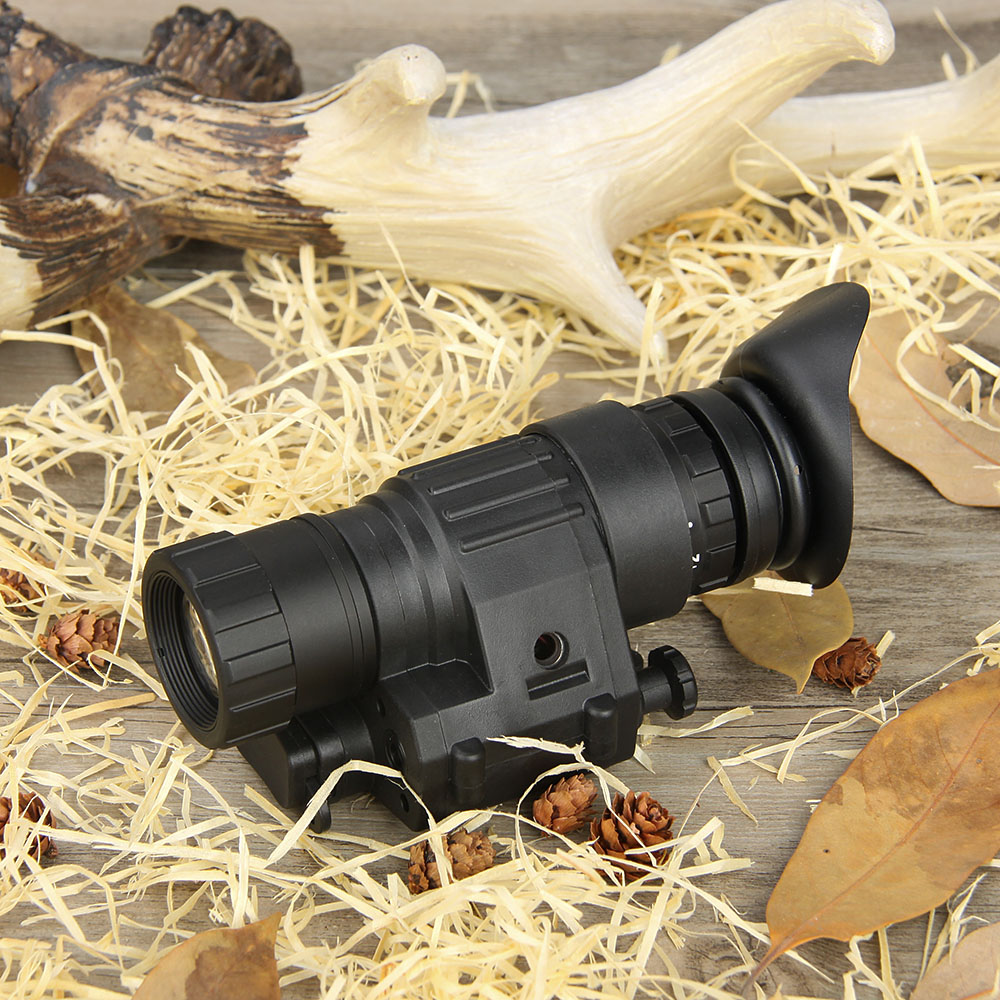 Appareil De Vision Nocturne Num/érique PVS-14 Vision Nocturne Infrarouge Lunettes Monoculaires de Vision Nocturne IR Chasse en Plein Air /Éclairage Num/érique