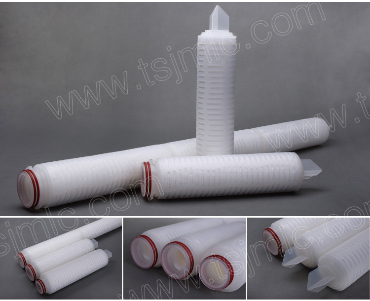 PTFE Hollow Filter Membrane For Coconut Water Processing Machine