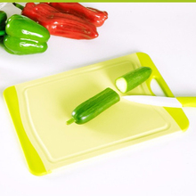 Hot sale for new design plastic cutting board