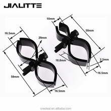 Jialitte 19-30mm Adjustable Ring Adapter Scope Barrel Tube Mount Flashlight Laser Hunting Rifle DIY Universal Scope mount J0109