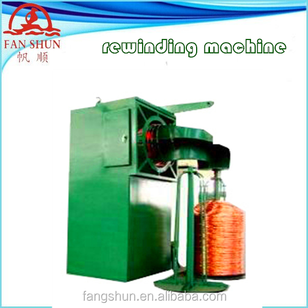 Lt11 450automatic Electrical Motor Rewinding Machine View