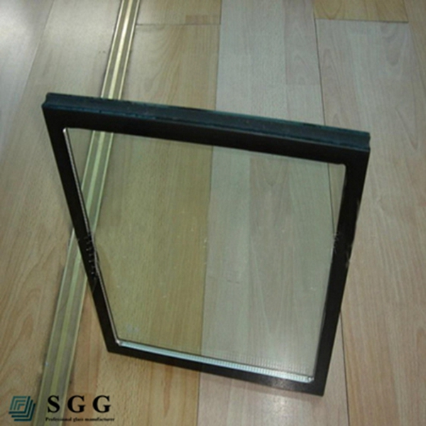Double Panel Insulated Glass Low E Glass Insulated Glass