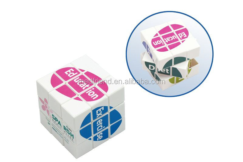 MF2503 Medical Puzzle Cubes