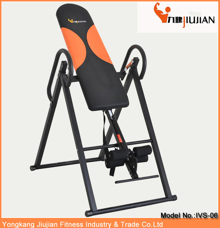 Healthy Back Stretcher Fitness Equipment Inversion Table