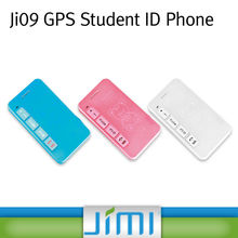 JIMI Kids GPS Tracker Not Like Watch Monitoring SOS Feature Mini Portable GPS Tracker Ji09