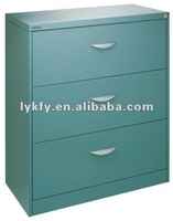 KFY-A-03 Cyan Filing Cabinet Office Furniture Office Depot