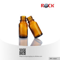 Hot sales 10ml amber glass bottle,brown glass vial,empty glass tube for essential oil_113050