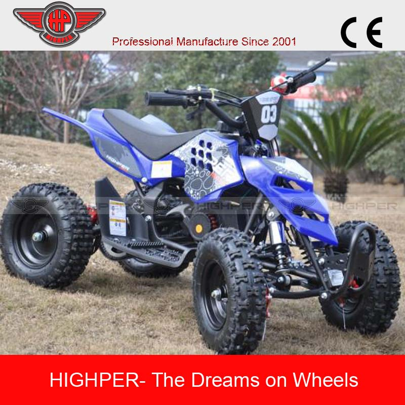 Realible 50cc Mini ATV Quads for Kids with CE(electric optional)