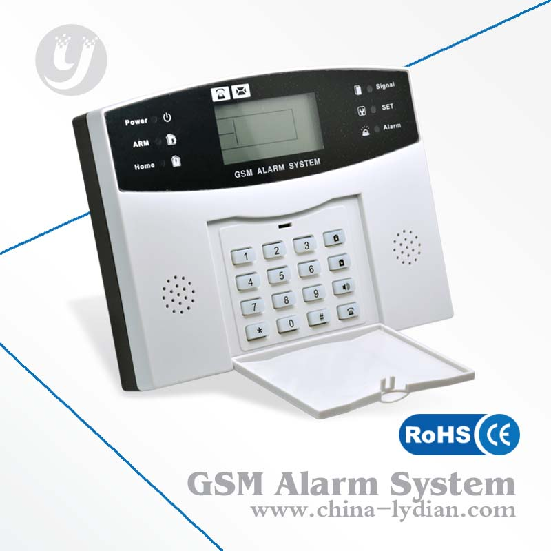 Battery Powered GSM Alarms - Protect and Monitor any Property LYD-111