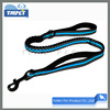 Bungee Dog Running Leash Reflective Stitching