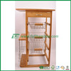 FB1-1062 Kitchen Trolley Shelf vegetable storage rack with bamboo material