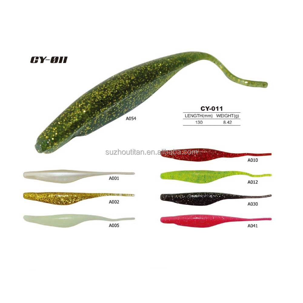 high qulity fishing lure with fishing hooks