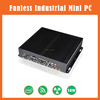 Fanless Industrial Mini Pc Of Intel
