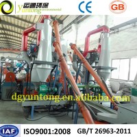 Rubber Flooring Feedback Old Tire Grounding Equipment