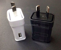 Hot sale universal home charger 1A for smartphone USB charger for IPhone