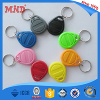 MDK183 Customized RFID Key Fob Made Of ABS Material Waterproof
