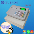 Pos electronic online cash register with 58 mm built in thermal printer
