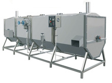 Vegetable Blanching Machine For IQF Freezing Plant,Rotary Blancher,Spiral Blancher