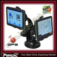 Windows ce car gps navigation system